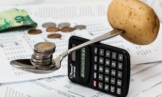 Find ud af hvad alle dine penge går til hver måned